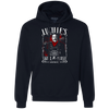 Lucille's Skull Mash (FRONT PRINT) Hoodie