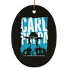 Carl Poppa Christmas Ornaments