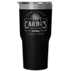 Carol's Flower Shop 30 ounce Vacuum Tumbler