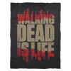 TWD Is LIFE - PREMIUM Fleece Blankets
