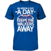 An Arrow a day Keeps The Walkers Away