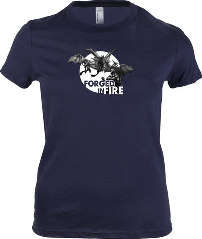 Women's Forged in Fire T-Shirt