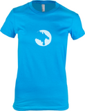 Women's Dragon Symbol T-Shirt