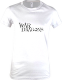 Women's War Dragons Logo T-Shirt