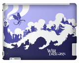 Purple Dragon - iPad Case