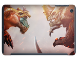 Dragon vs. Dragon - iPad Case