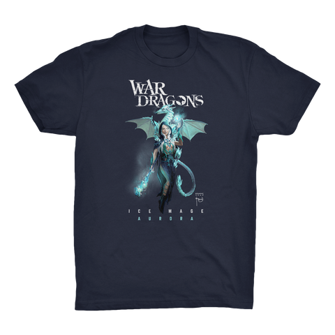Men's Ice Mage: Aurora T-shirt
