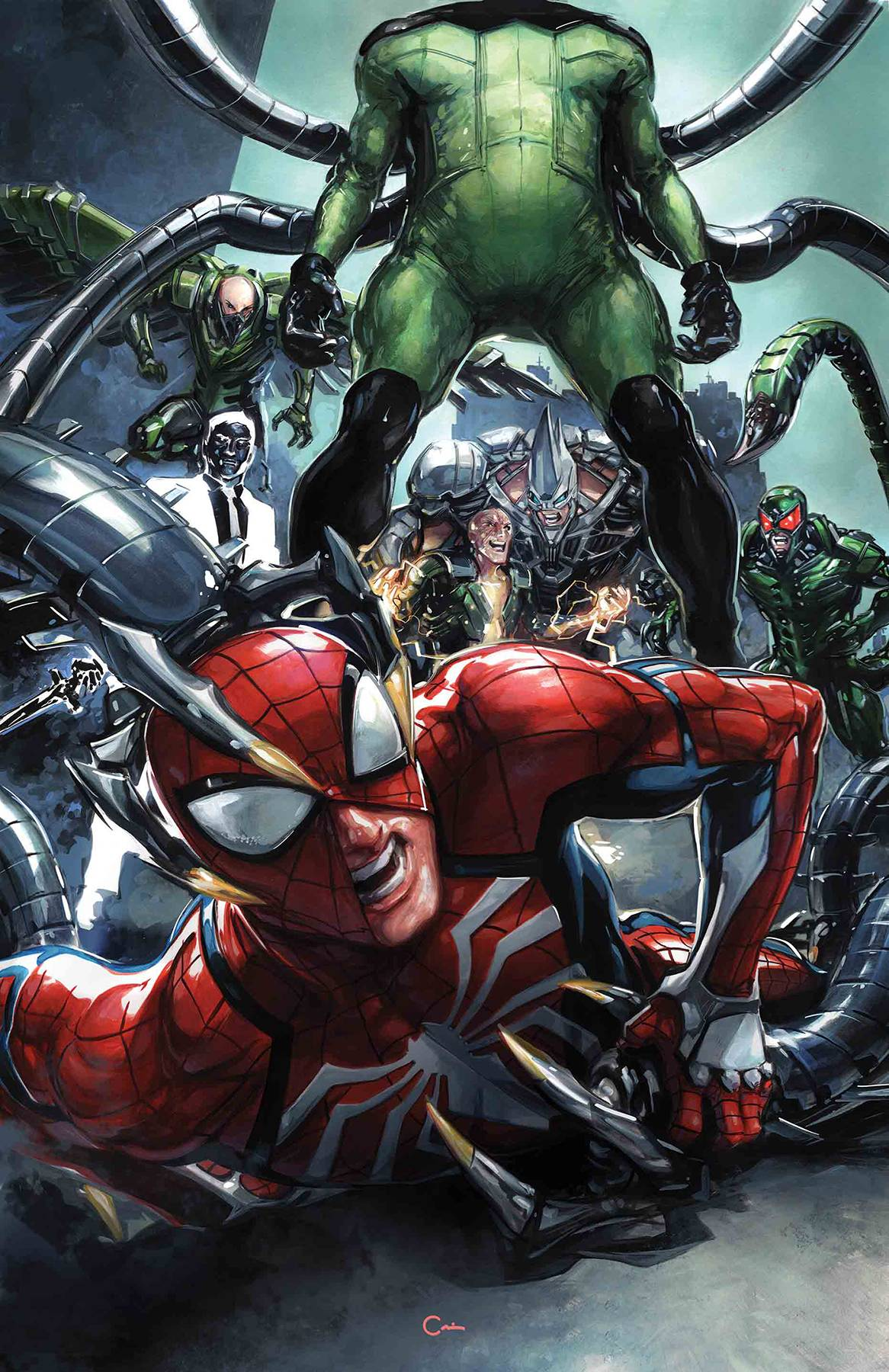 06/19/2019 SPIDER-MAN CITY AT WAR #4 (OF 6)