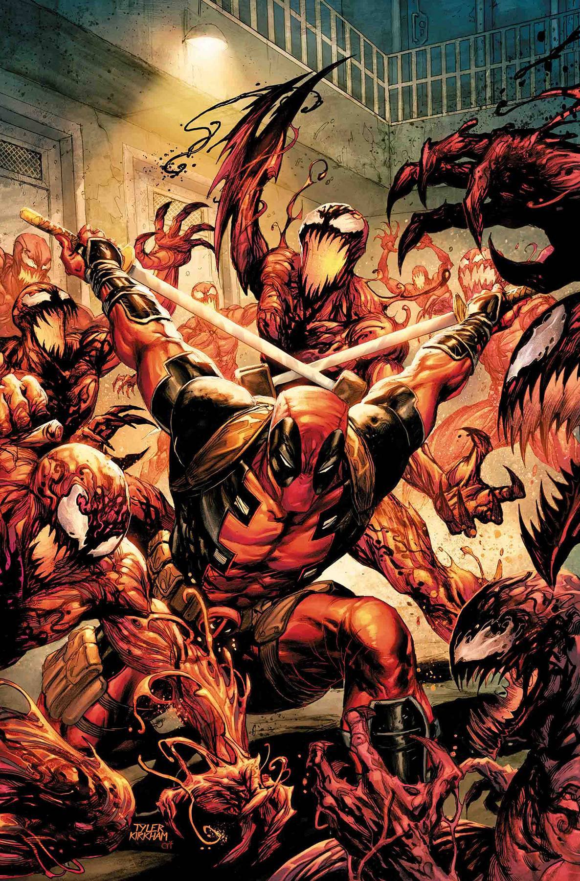 08/21/2019 ABSOLUTE CARNAGE VS DEADPOOL #1 (OF 3) AC