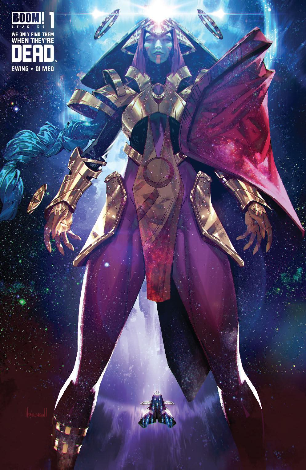 09/09/2020 WE ONLY FIND THEM WHEN THEYRE DEAD #1 KAEL NGU EXCLUSIVE VARIANT