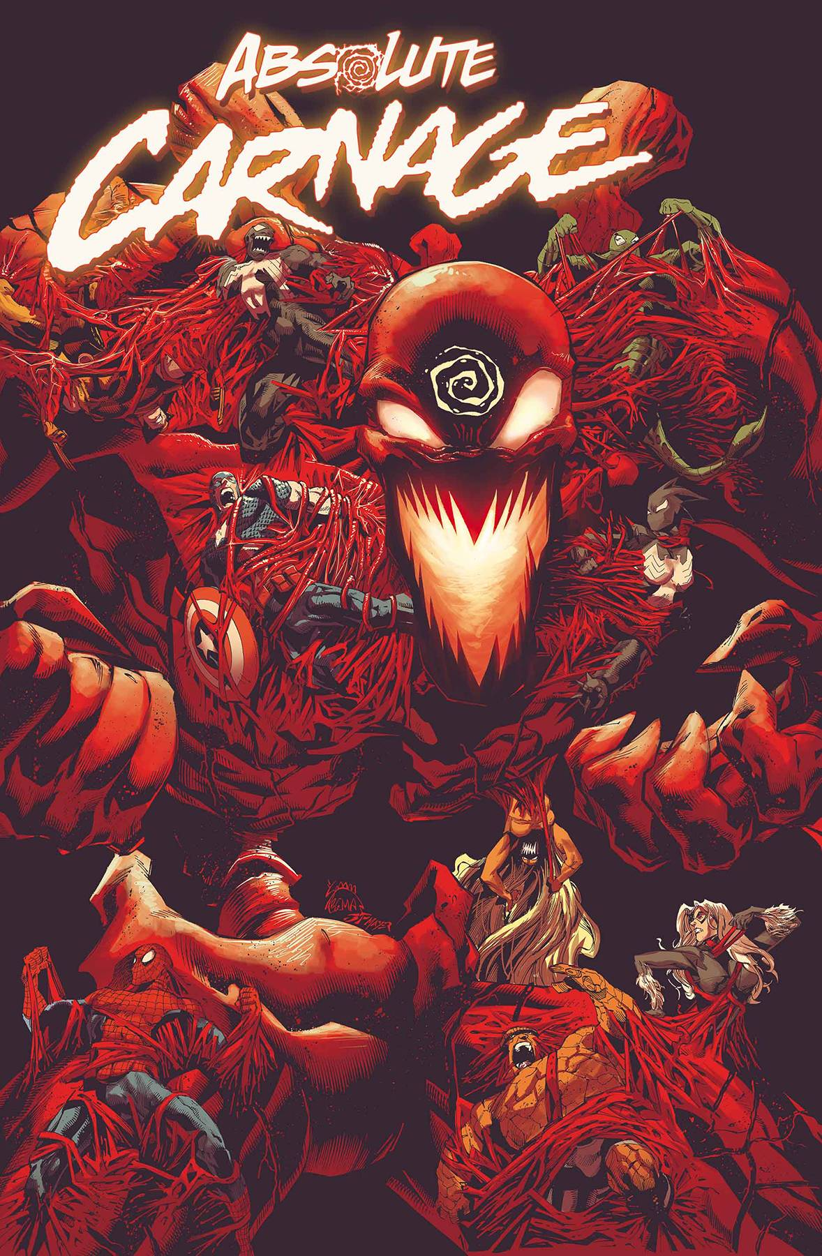 09/18/2019 ABSOLUTE CARNAGE #3 (OF 4) AC