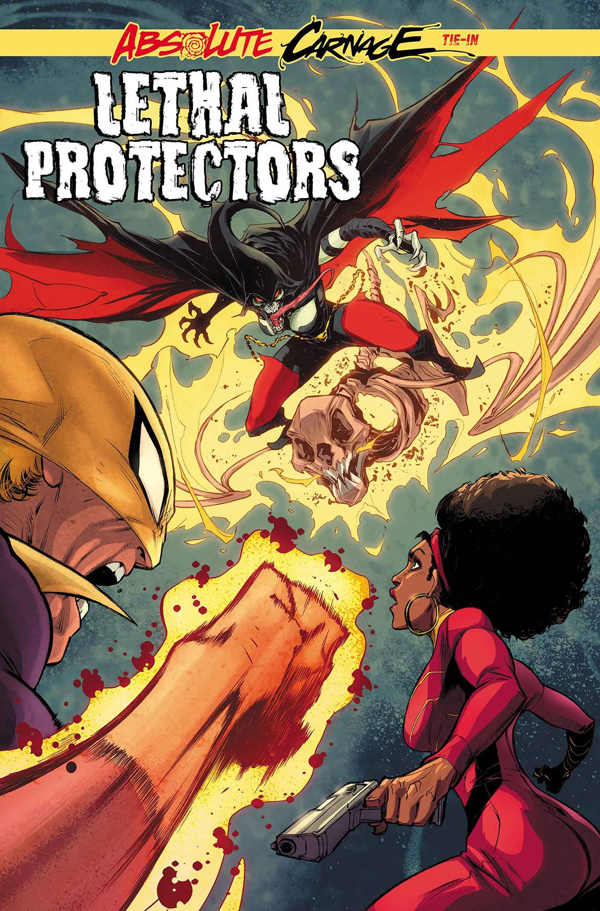09/18/2019 ABSOLUTE CARNAGE LETHAL PROTECTORS #2 (OF 3) AC