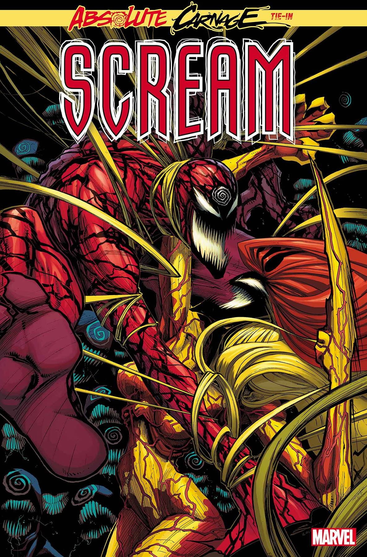 10/16/2019 ABSOLUTE CARNAGE SCREAM #3 (OF 3) AC
