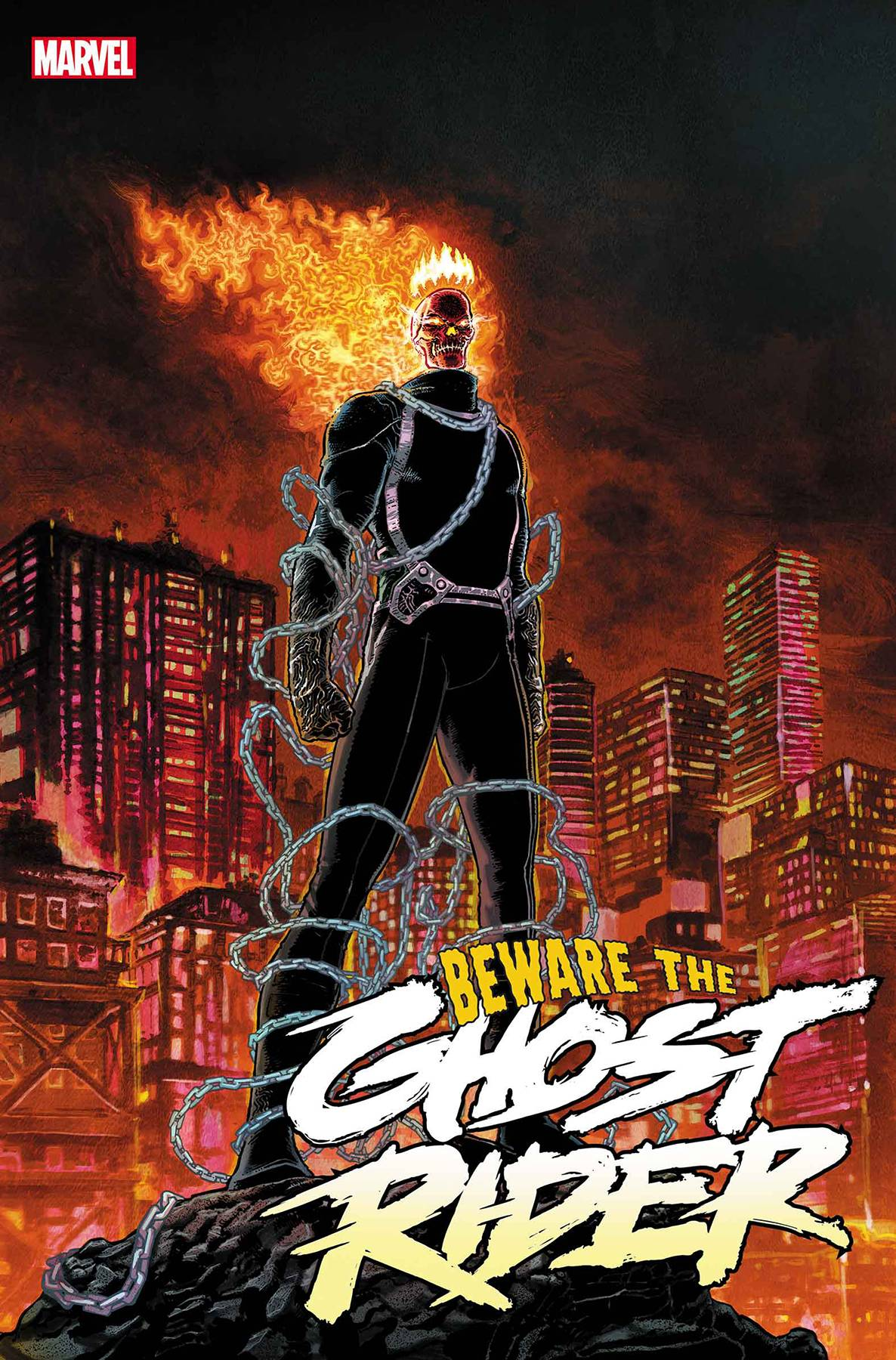 10/02/2019 GHOST RIDER #1 KING OF HELL KUDER VAR