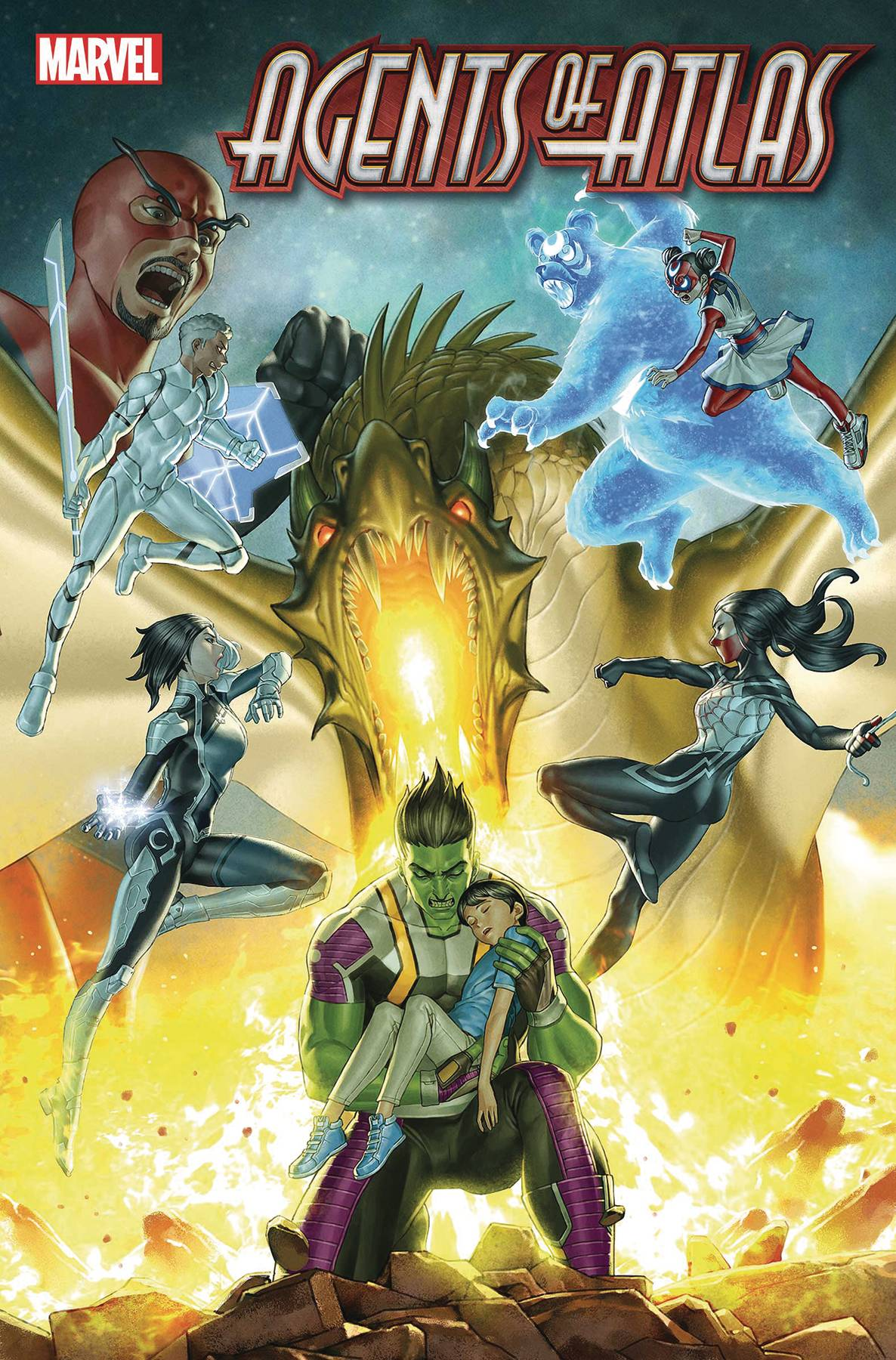 12/18/2019 AGENTS OF ATLAS #5 (OF 5)