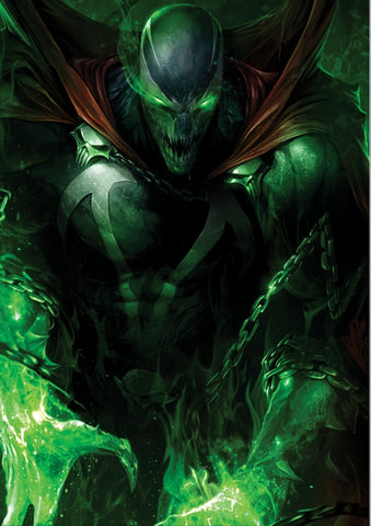04/04/2018 SPAWN #284 COVER C VIRGIN MATTINA