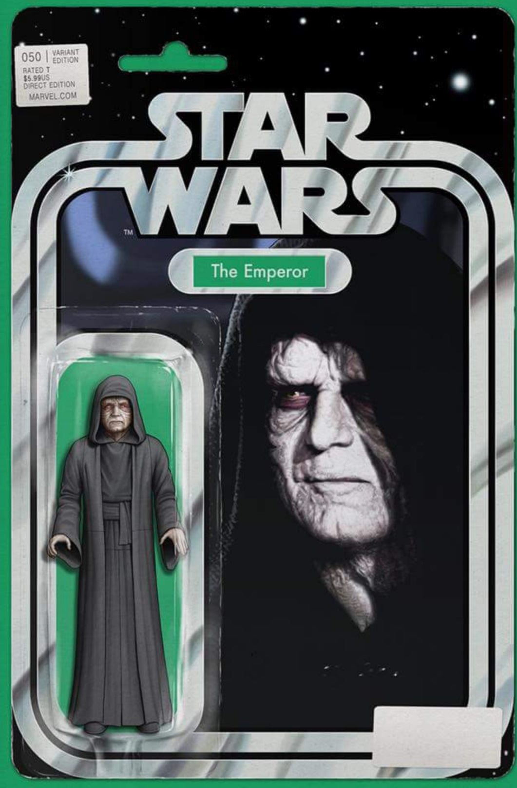 07/04/2018 STAR WARS #50 Action Figure Variant