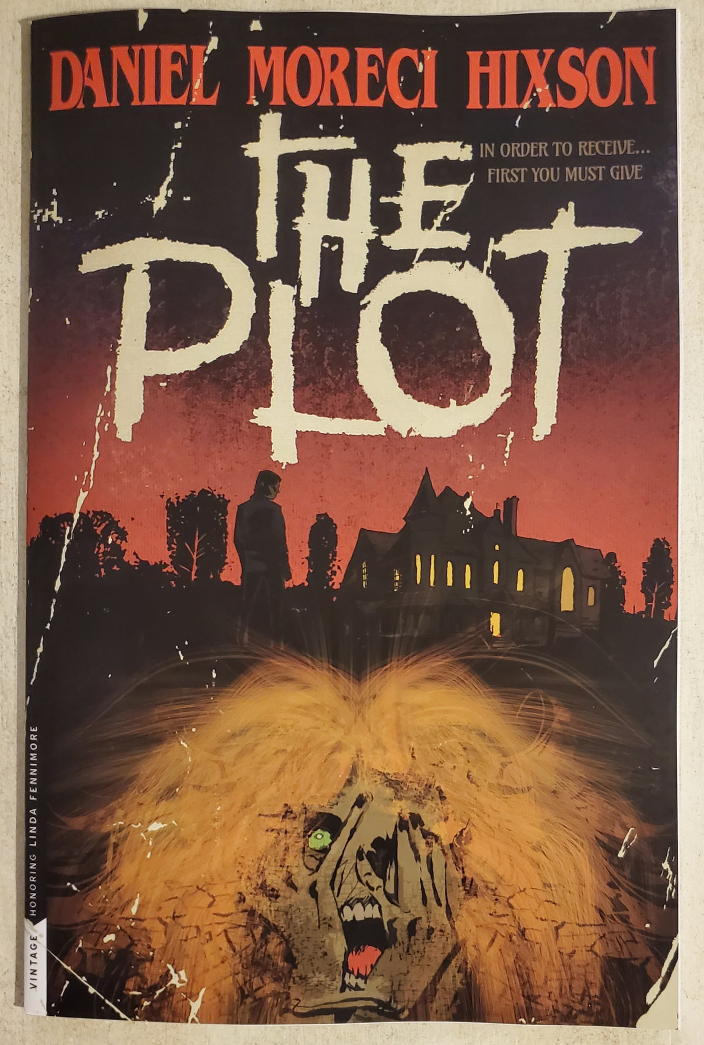 Plot #1 NYCC Convention Exclusive Homage Variant LTD 250 2019
