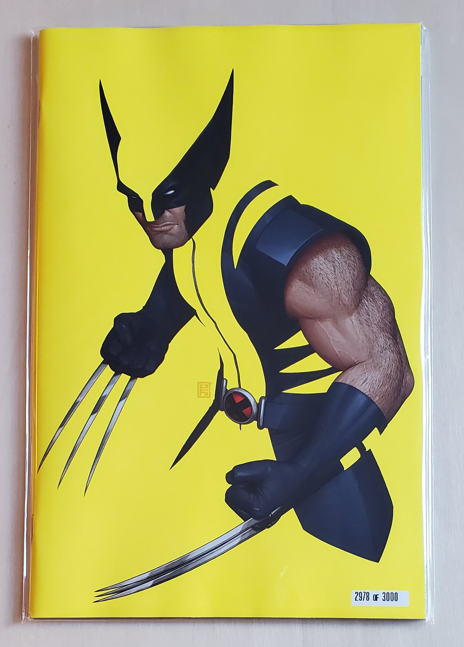 Wolverine #1 C2E2 Convention Exclusive John Tyler Christopher Variant Numbered