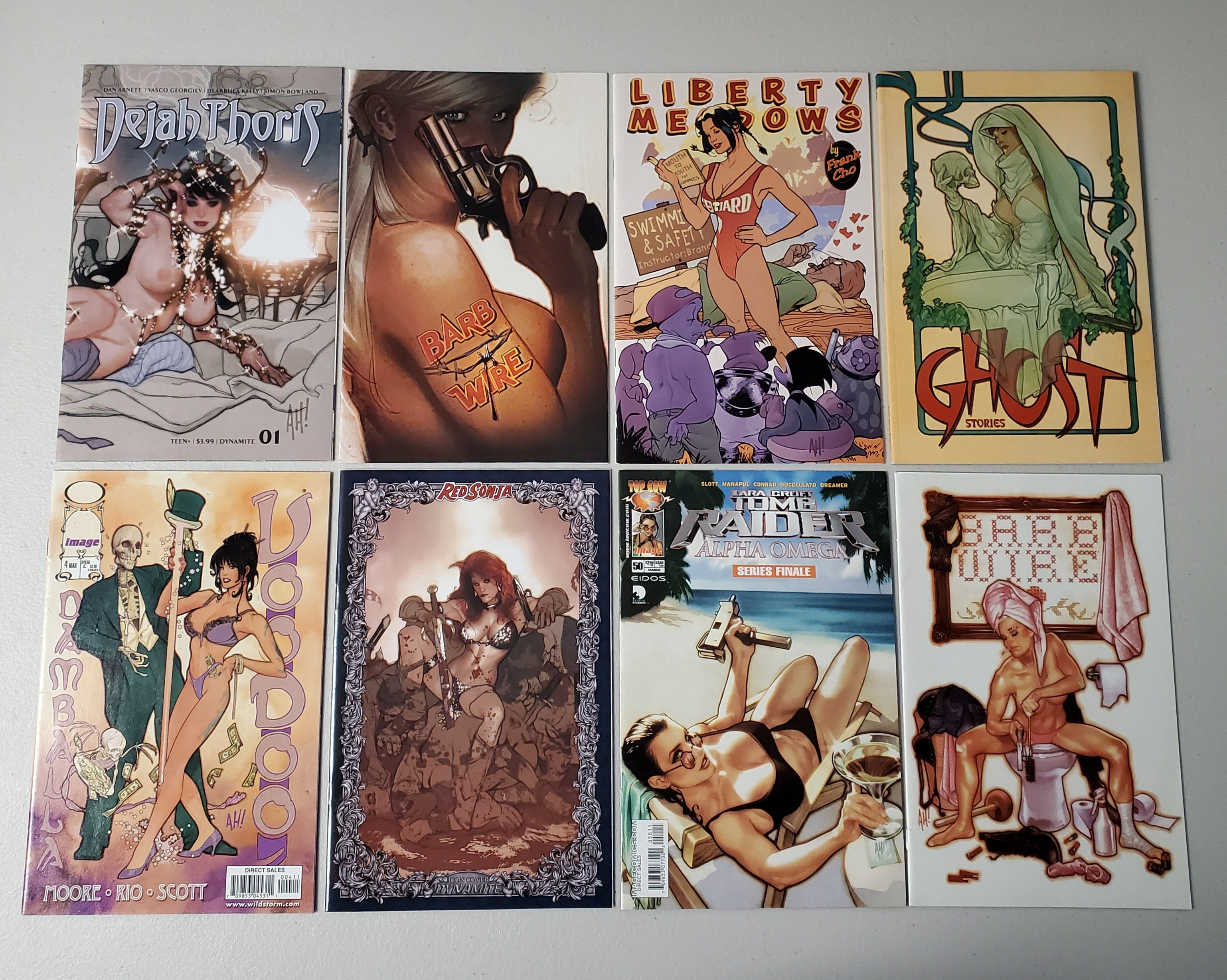 ADAM HUGHES LOT 1