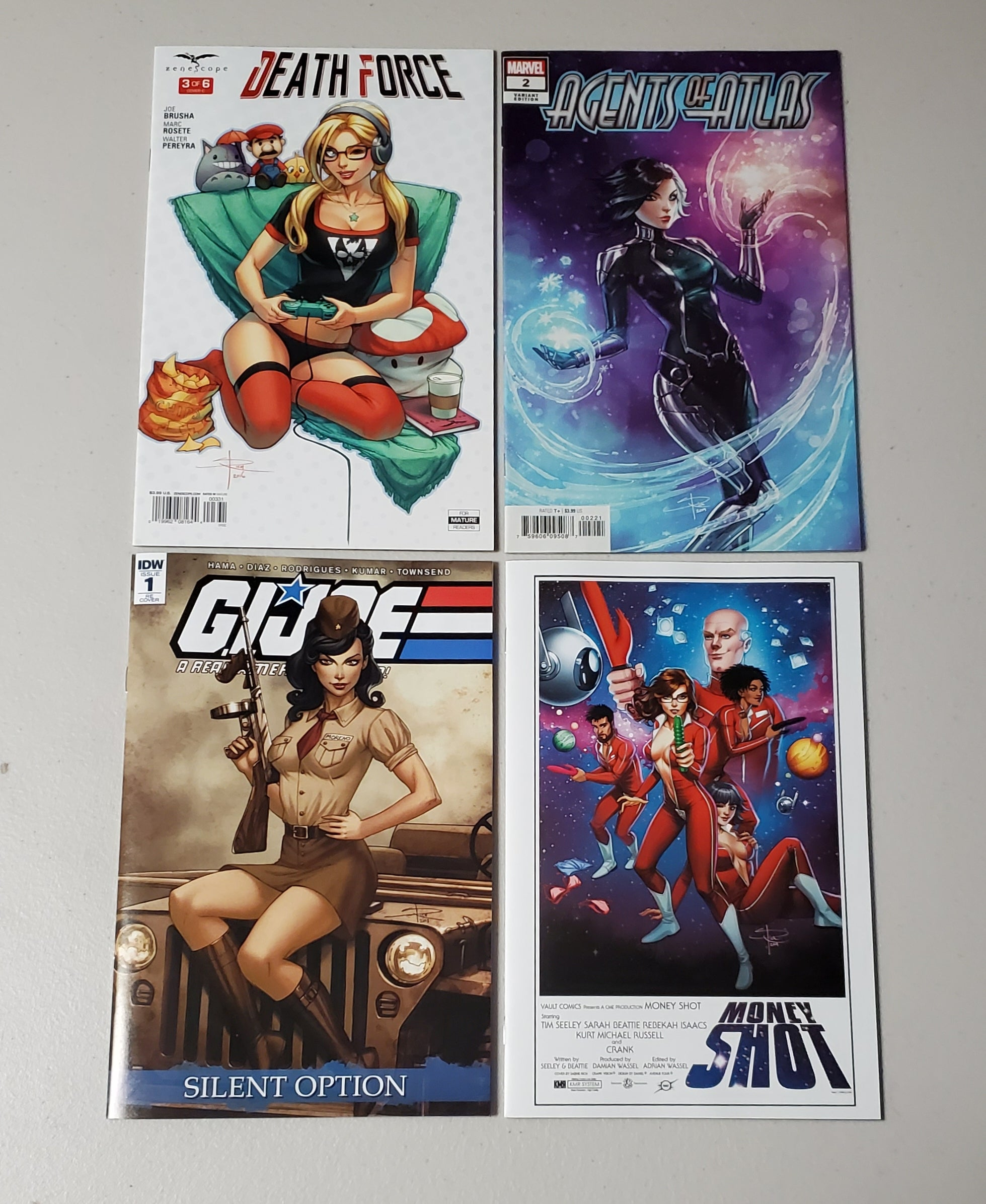 SABINE RICH LOT 1