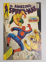 AMAZING SPIDER-MAN #57 1968