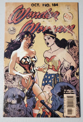 WONDER WOMAN #184 ADAM HUGHES COVER 2002