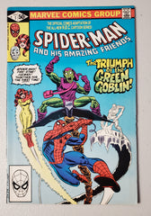 SPIDER-MAN AND HIS AMAZING FRIENDS #1 (1ST APP FIRESTAR IN COMICS) 1981