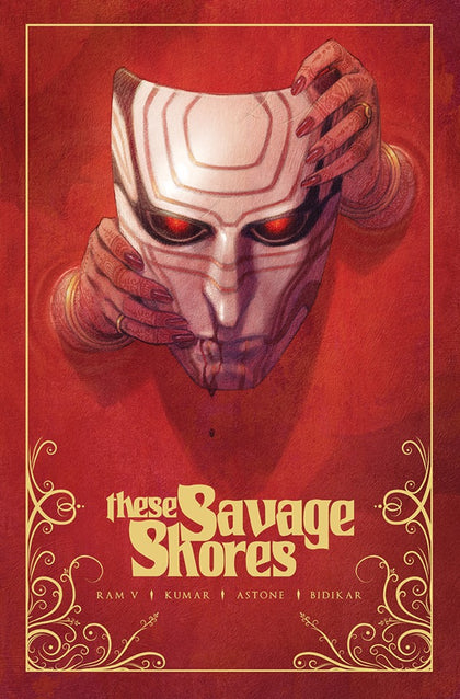 11/23/2019 LCSD 2019 THESE SAVAGE SHORES TP VOL 01 GOLD EDITION