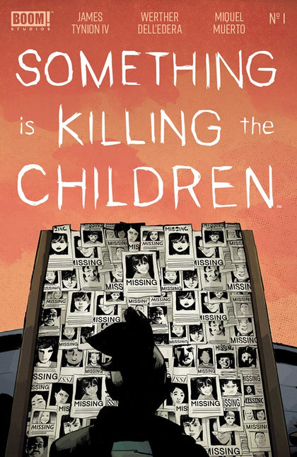11/06/2019 SOMETHING IS KILLING CHILDREN #1 (5TH PTG)