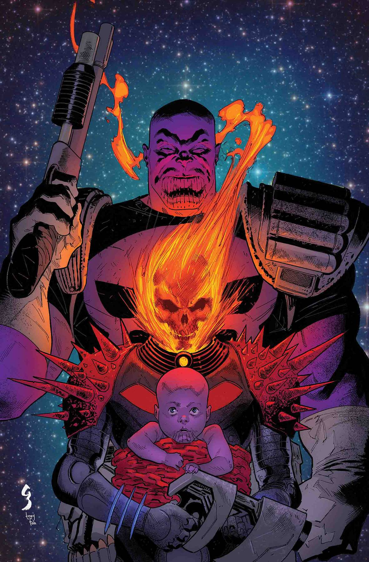 11/14/2018 COSMIC GHOST RIDER #5 (OF 5)