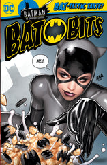 05/06/2020 BATMAN THE ADVENTURES CONTINUE #1 (OF 6) SSCO Bat Bits Catwoman Cereal Box Cover DAVID NAKAYAMA VARIANT (NEW RELEASE DATE 06/10/2020)