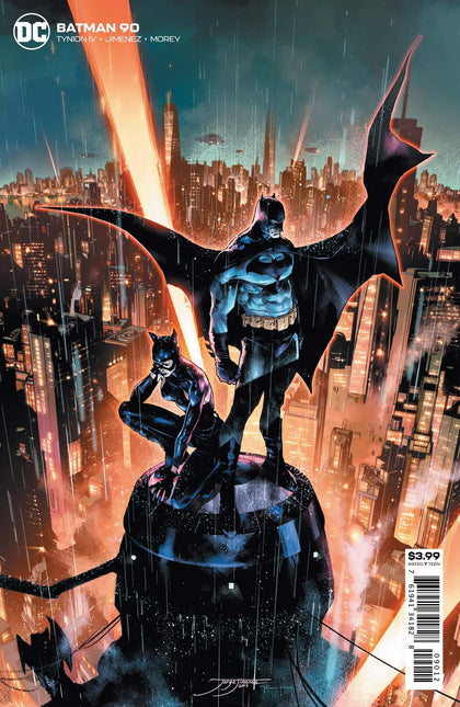 03/25/2020 BATMAN #90 2ND PRINT VARIANT (MINIMAL TRADE DRESS)