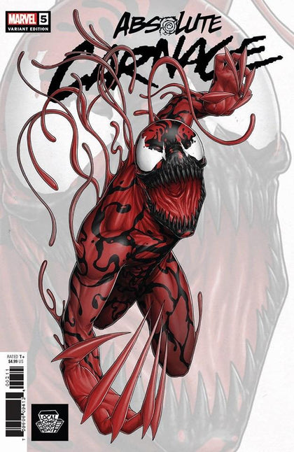 11/23/2019 LCSD 2019 ABSOLUTE CARNAGE #5 (OF 5)