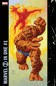 MARVEL TWO-IN-ONE #1 LEGACY SANCTUM SANCTORUM C&O STORE EXCLUSIVE JOE JUSKO Corner Box Variant 12/20/2017