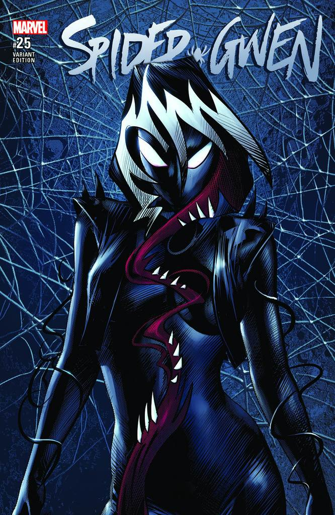 SPIDER-GWEN #25 Exclusive Mike Deodato Variant 2017