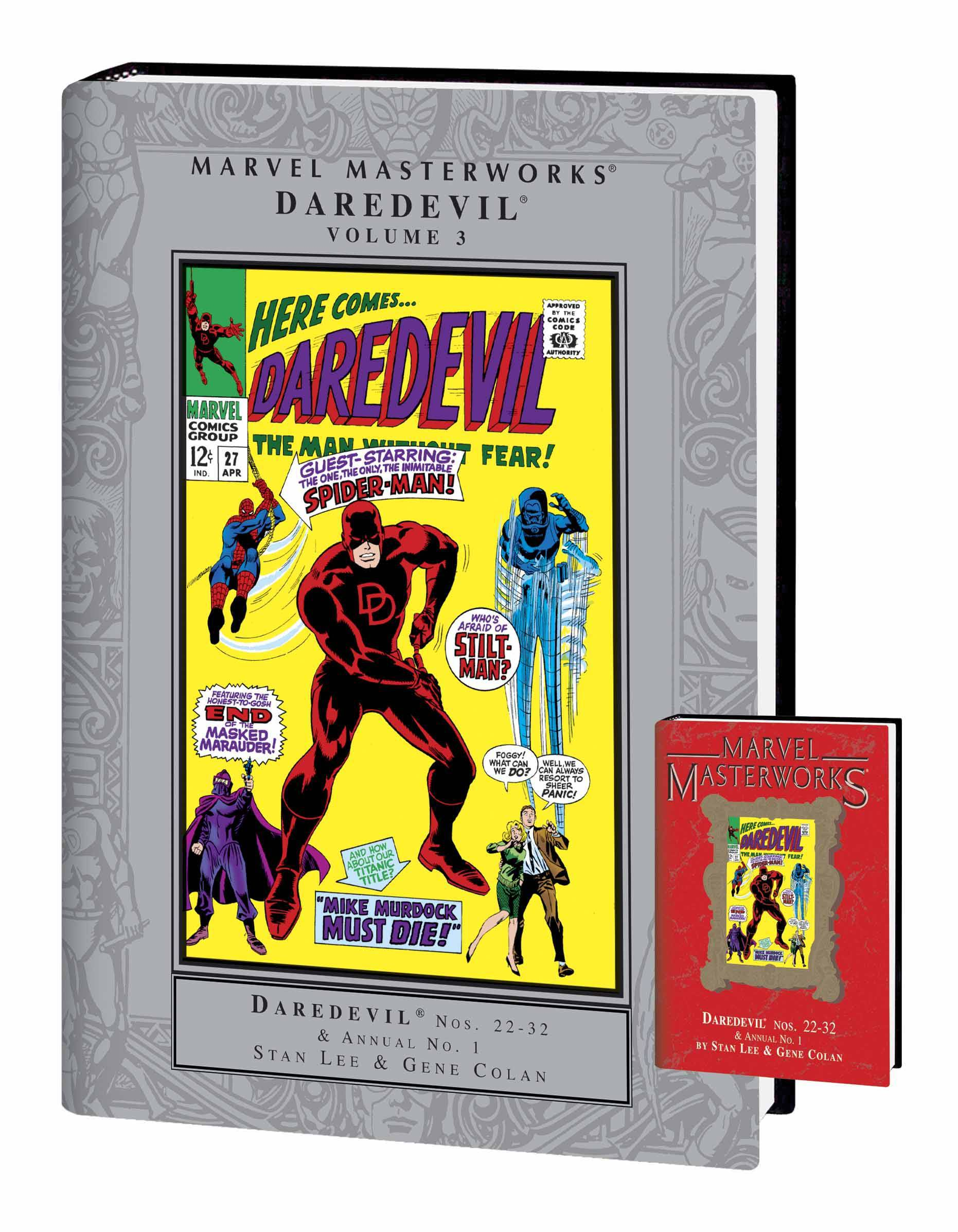 MMW DAREDEVIL HC VOL 03