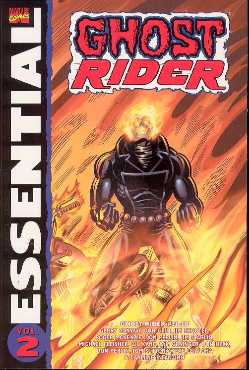 ESSENTIAL GHOST RIDER TP VOL 02 2007