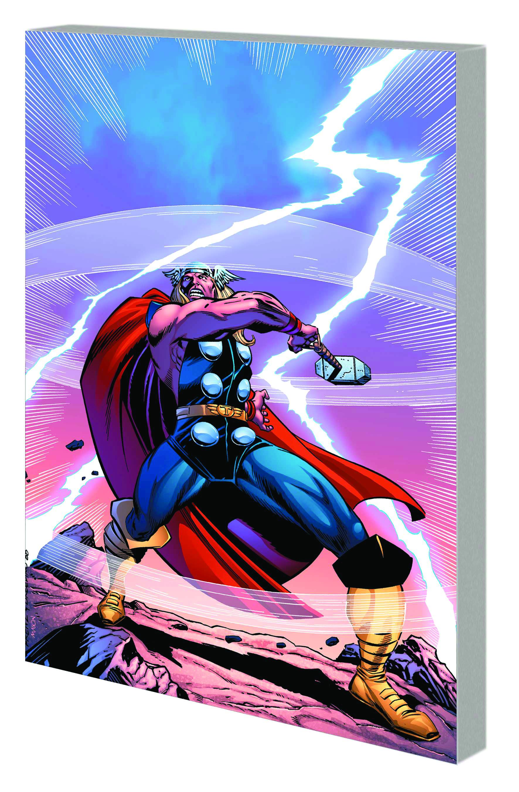 THOR VS SETH SERPENT GOD TP 2010