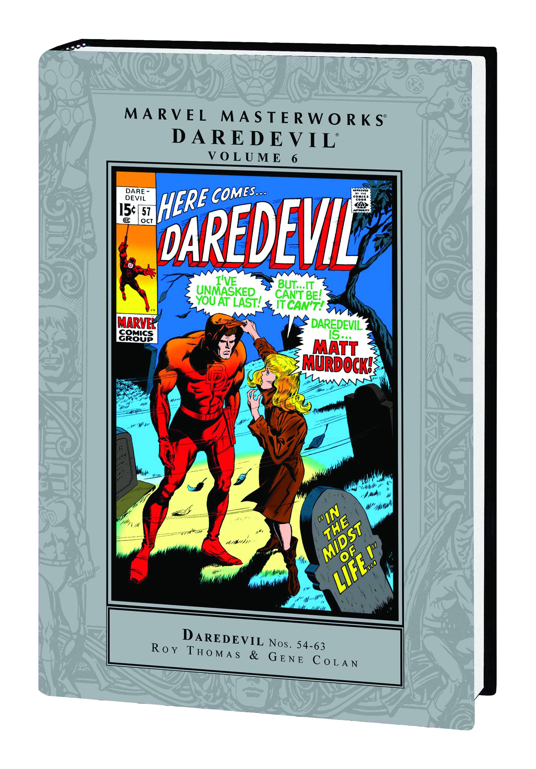 MMW DAREDEVIL HC VOL 06