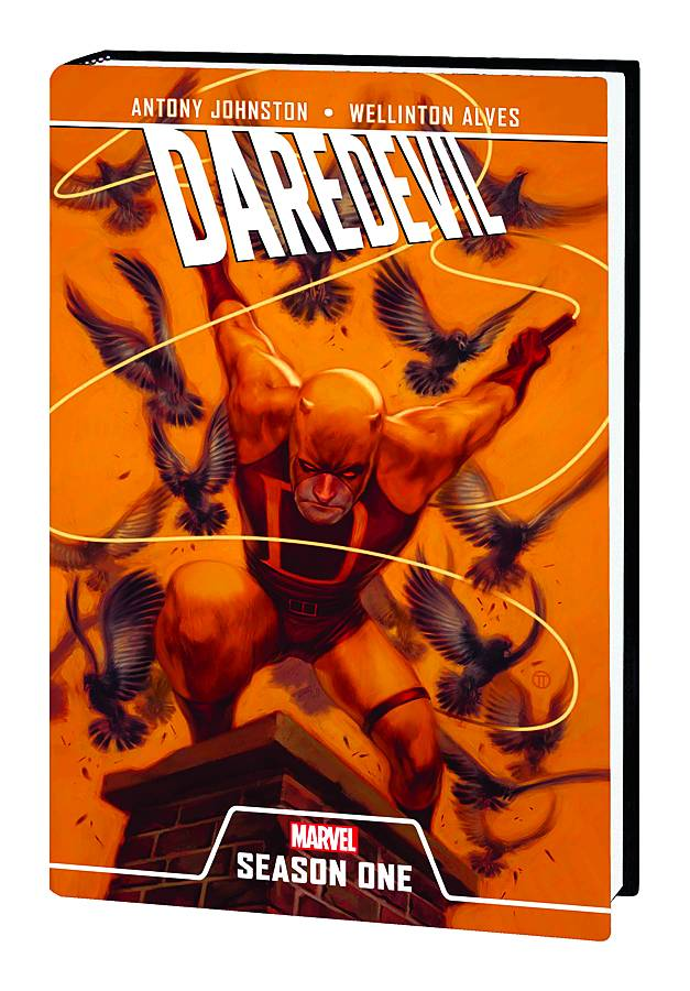 DAREDEVIL SEASON ONE PREM HC