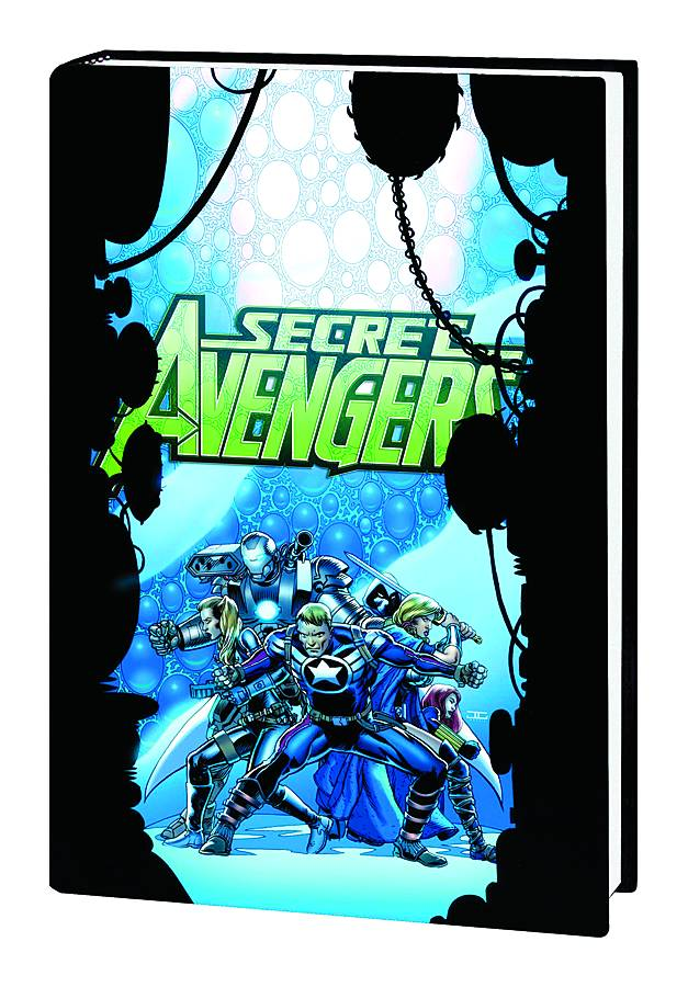 SECRET AVENGERS PREM HC RUN MISSION SAVE WORLD