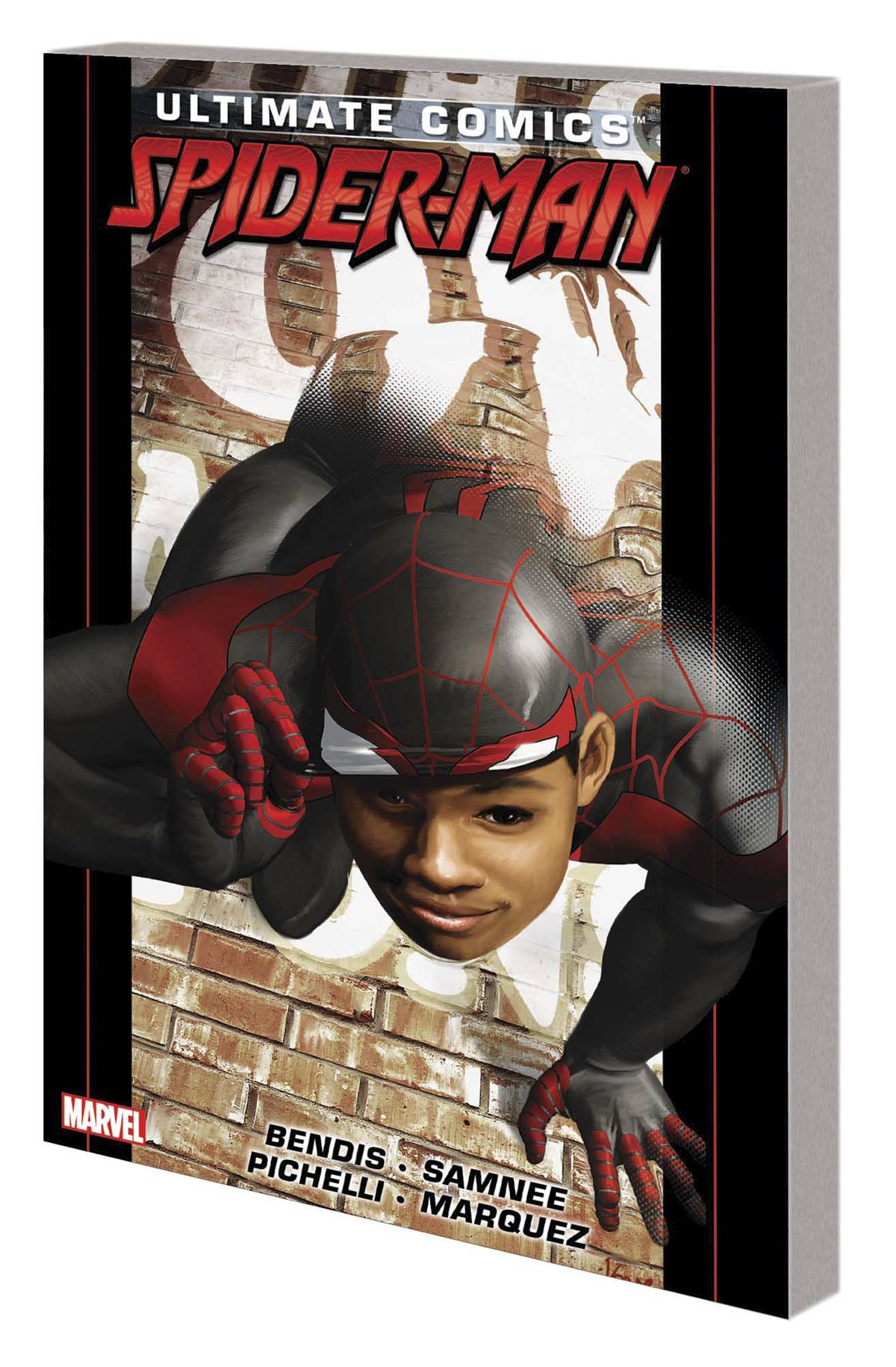 ULTIMATE COMICS SPIDER-MAN BY BENDIS TP VOL 02