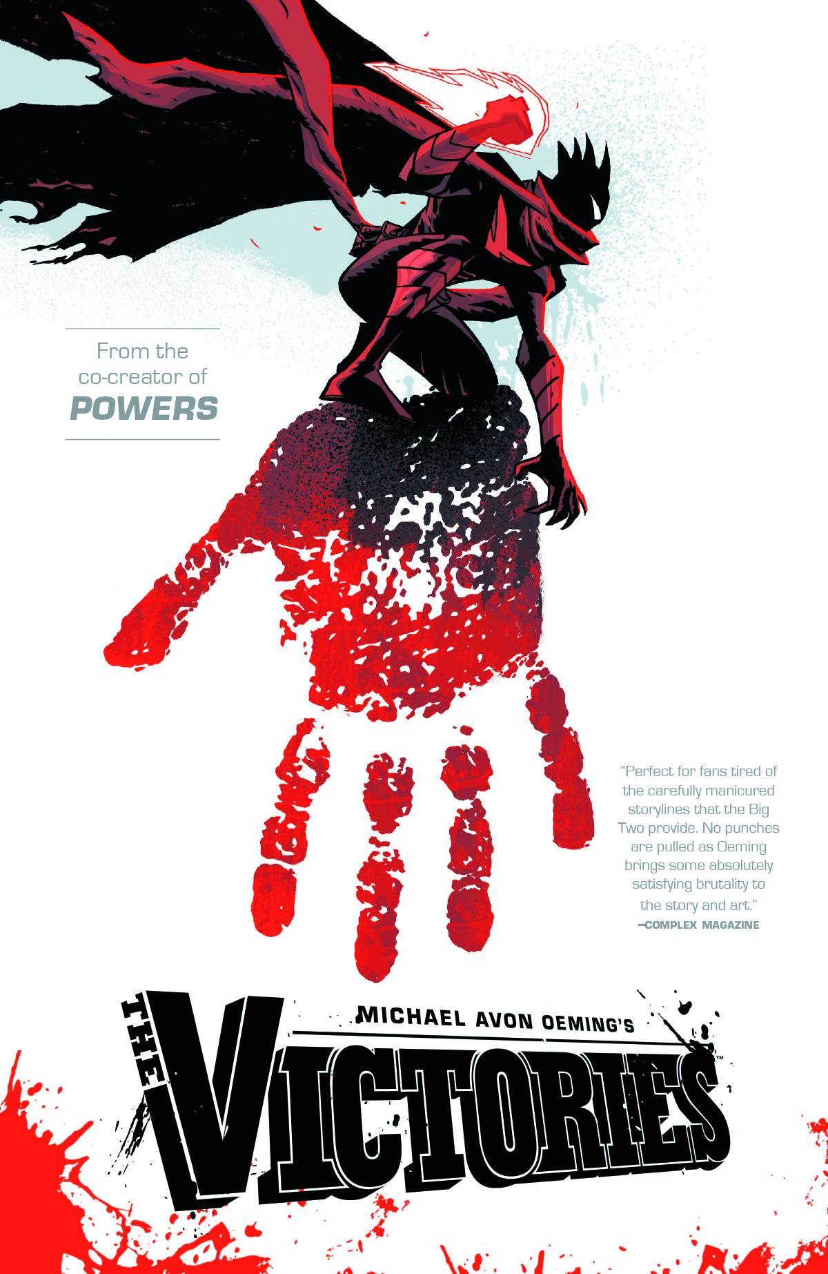 MICHAEL AVON OEMINGS VICTORIES TP VOL 01 (MR)
