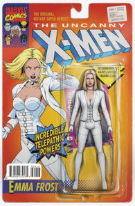 UNCANNY X-MEN #600 EMMA FROST ACTION FIGURE C VARIANT 2015