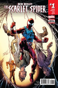 BEN REILLY SCARLET SPIDER #1 2017