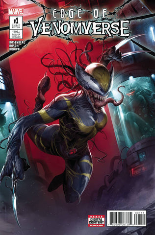 EDGE OF VENOMVERSE #1 (OF 5) Francesco Mattina 2017
