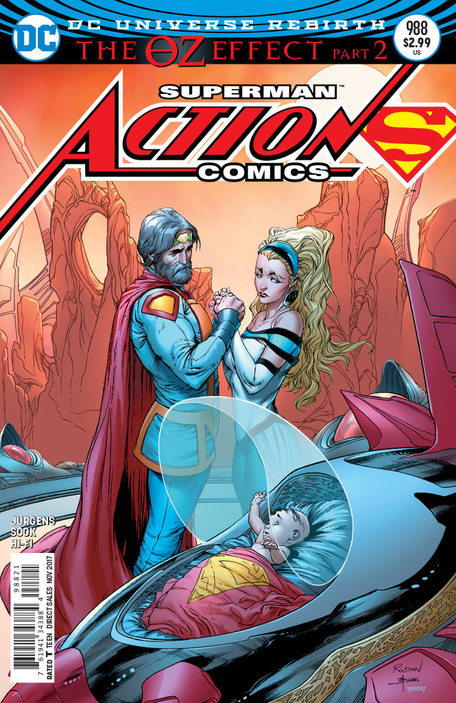 09/27/2017 ACTION COMICS 988 (OZ EFFECT)