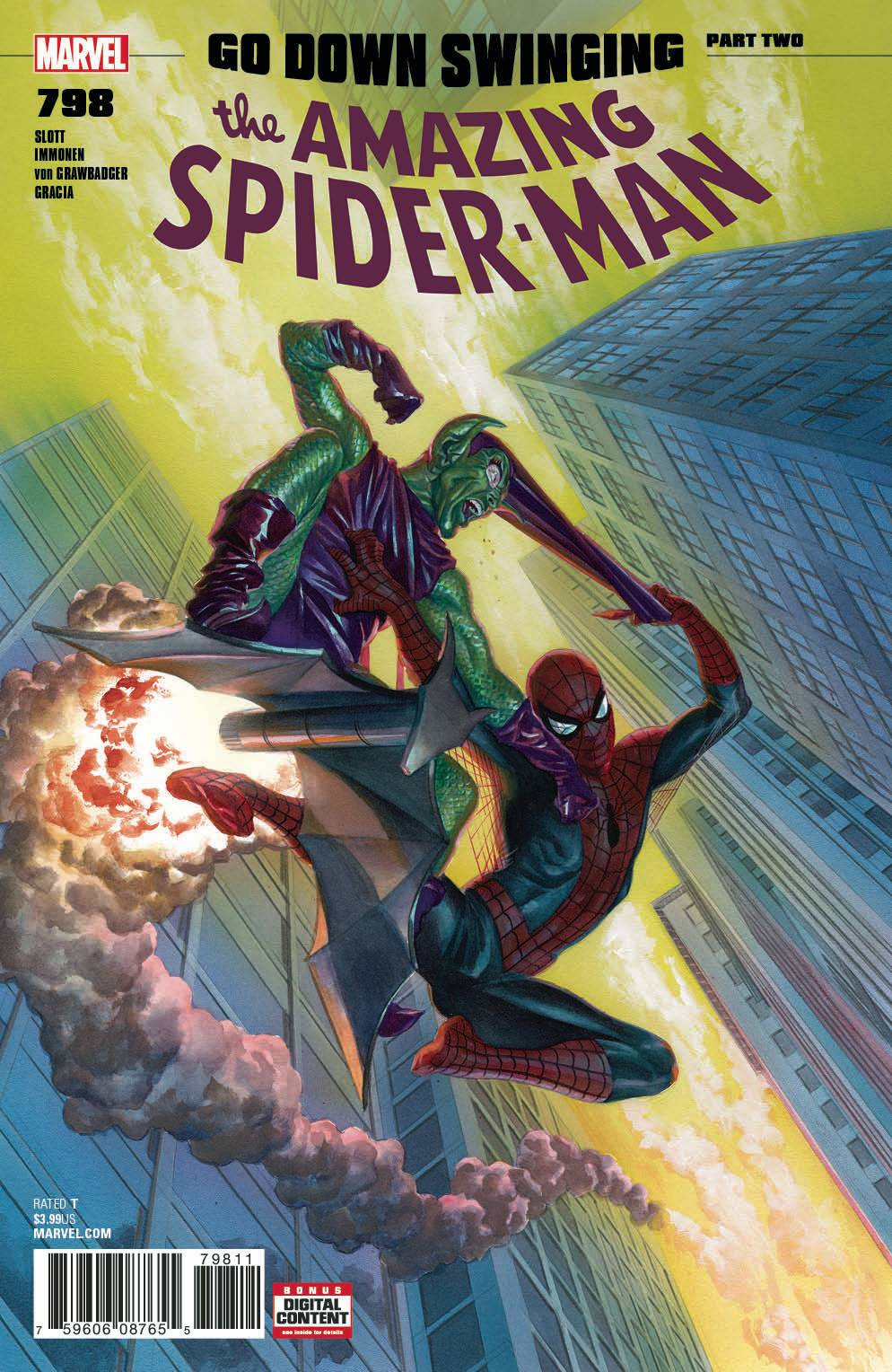04/04/2018 AMAZING SPIDER-MAN #798 LEG
