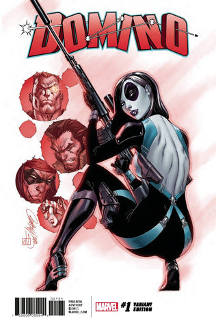 04/11/2018 DOMINO #1 J SCOTT CAMPBELL 1:50 VARIANT